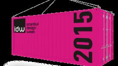 İstanbul Design Week 2015