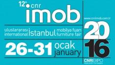 CNR IMOB 2016 12.İstanbul Mobilya Fuarı