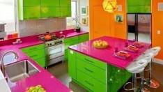 1500 Adet Mutfak Dekorasyonları