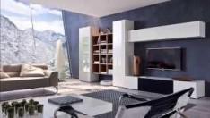 Modern Salon Dekorasyon Örnekleri