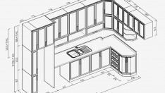Reha Door – Amerikan Panel Kapı – Mutfak & Banyo