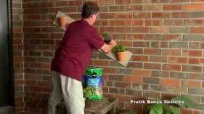 Pratik Bahçe Süsleme Tekniği (Dekoratif Saksılar)