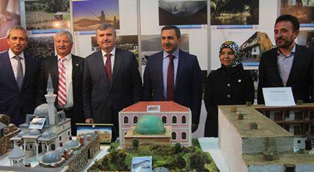 "Konya'da ""İnşaat, Kent, Mobilya, Dekorasyon ve İdeal Ev Fuarı"""